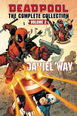 Deadpool By Daniel Way Omnibus Vol. 2 (Hardcover)