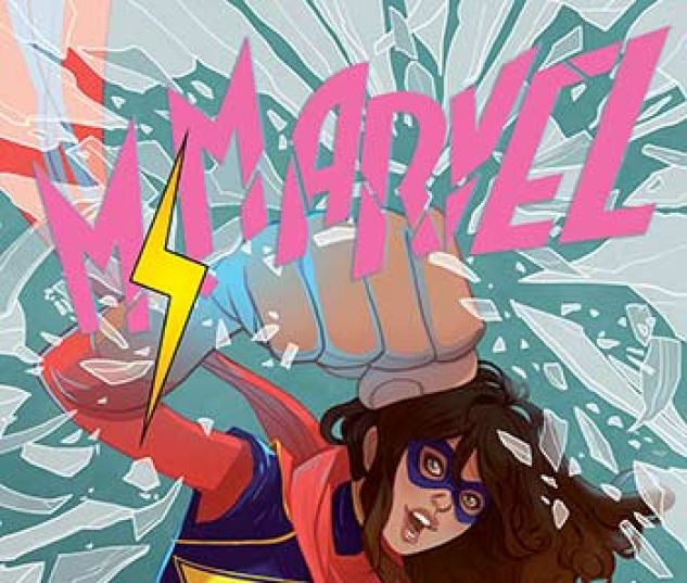 cover from Ms. Marvel Vol. 1 Kids Infinite Comic (2018) #7