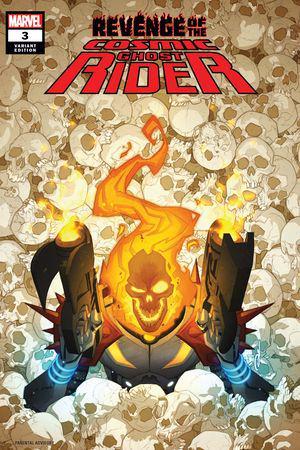 Revenge of the Cosmic Ghost Rider (2019) #3 (Variant)