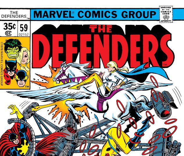 Defenders #59