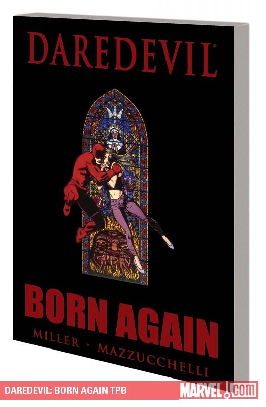 Daredevil: Born Again (Trade Paperback)