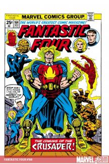 Fantastic Four #164