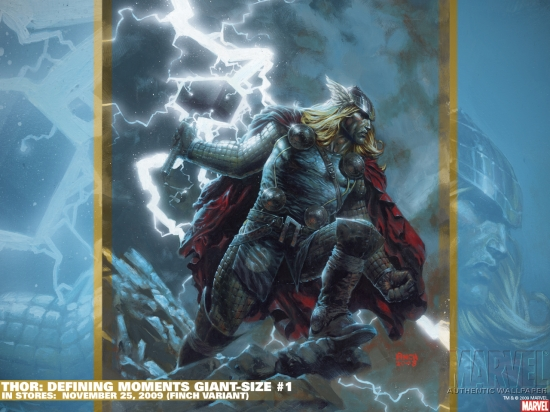 Thor: Defining Moments Giant-Size (2009) #1 Wallpaper