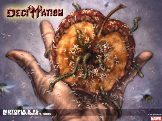 Mutopia X (2005) #5 Wallpaper
