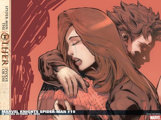 Marvel Knights Spider-Man (2004) #19 Wallpaper