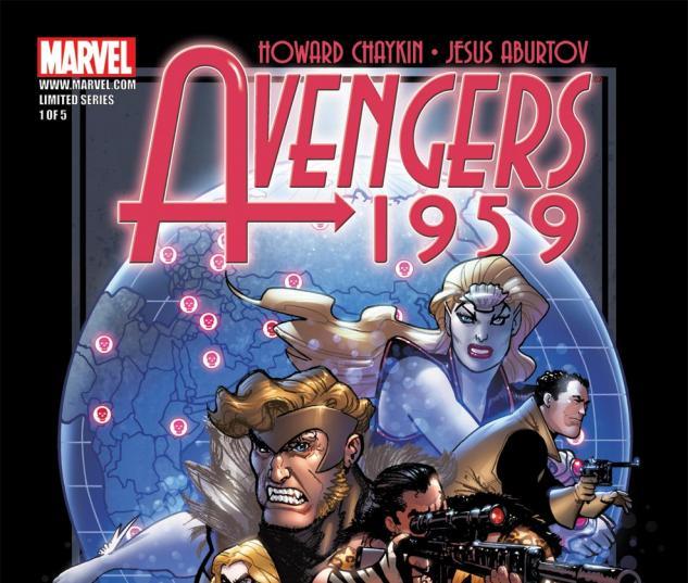 Avengers 1959 (2011) #1