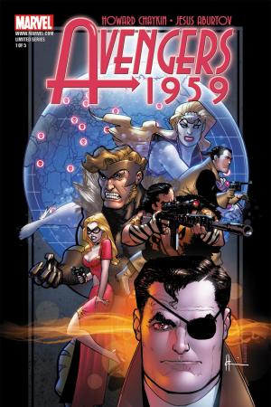 Avengers 1959 #1