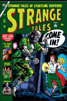 Strange Tales #24