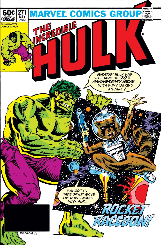Incredible Hulk (1962) #271