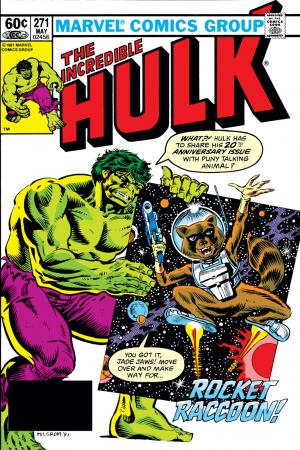 Incredible Hulk (1962) #271