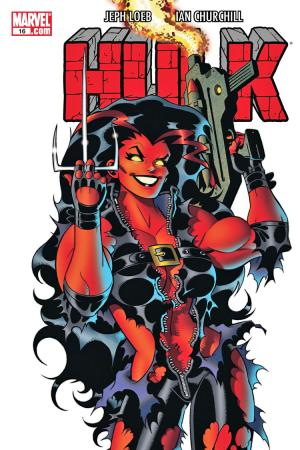 Hulk (2008) #16