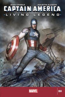 Captain America: Living Legend #4