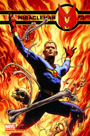 Miracleman (2014) #3 (Jones Variant)
