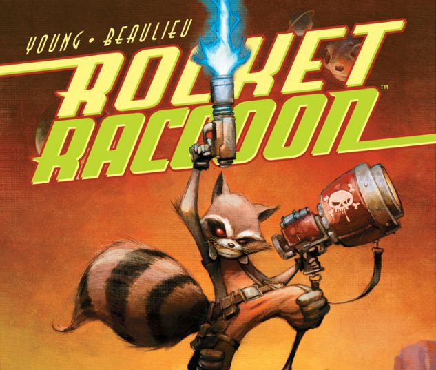 ROCKET RACCOON 1 (ANMN, WITH DIGITAL CODE)