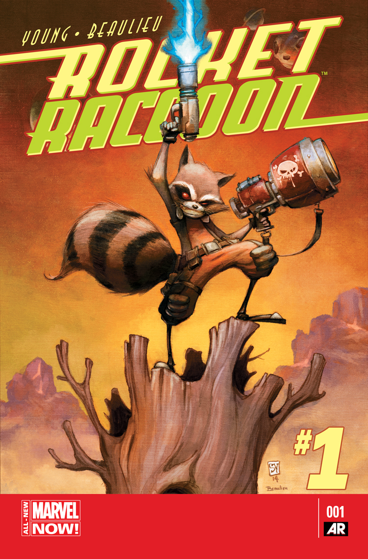 Rocket Raccoon (2014) #1
