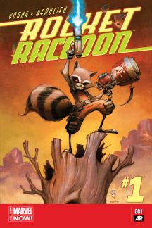 Rocket Raccoon #1