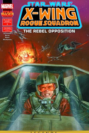 Star Wars: X-Wing Rogue Squadron #3