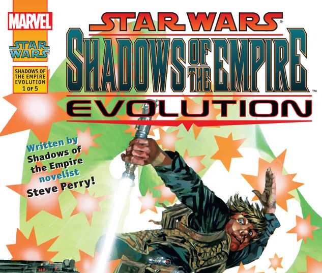 Star Wars: Shadows Of The Empire - Evolution (1998) #1