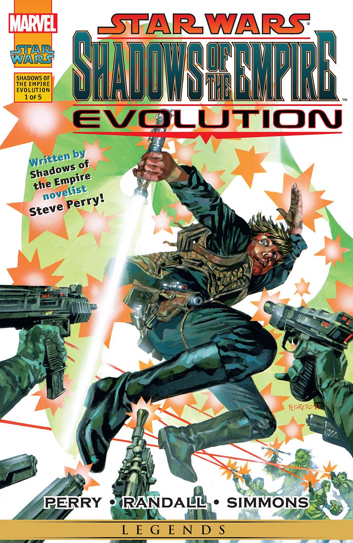 Star Wars: Shadows Of The Empire - Evolution (1998) #1