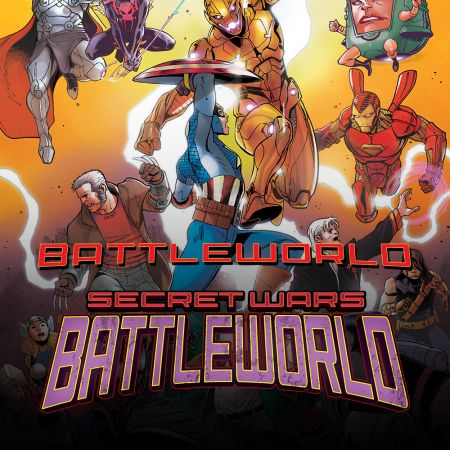 Secret Wars: Battleworld (2015)