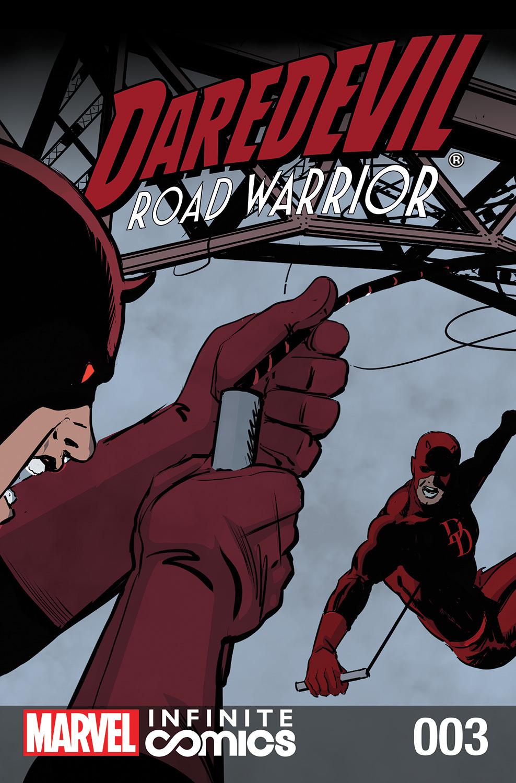 Daredevil: Road Warrior Infinite Comic (2014) #3