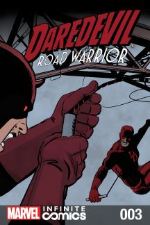 Daredevil: Road Warrior Infinite Comic (2014) #3