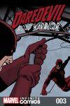 Daredevil Infinite Comic (2014) #3