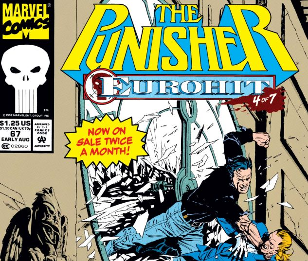 PUNISHER #67