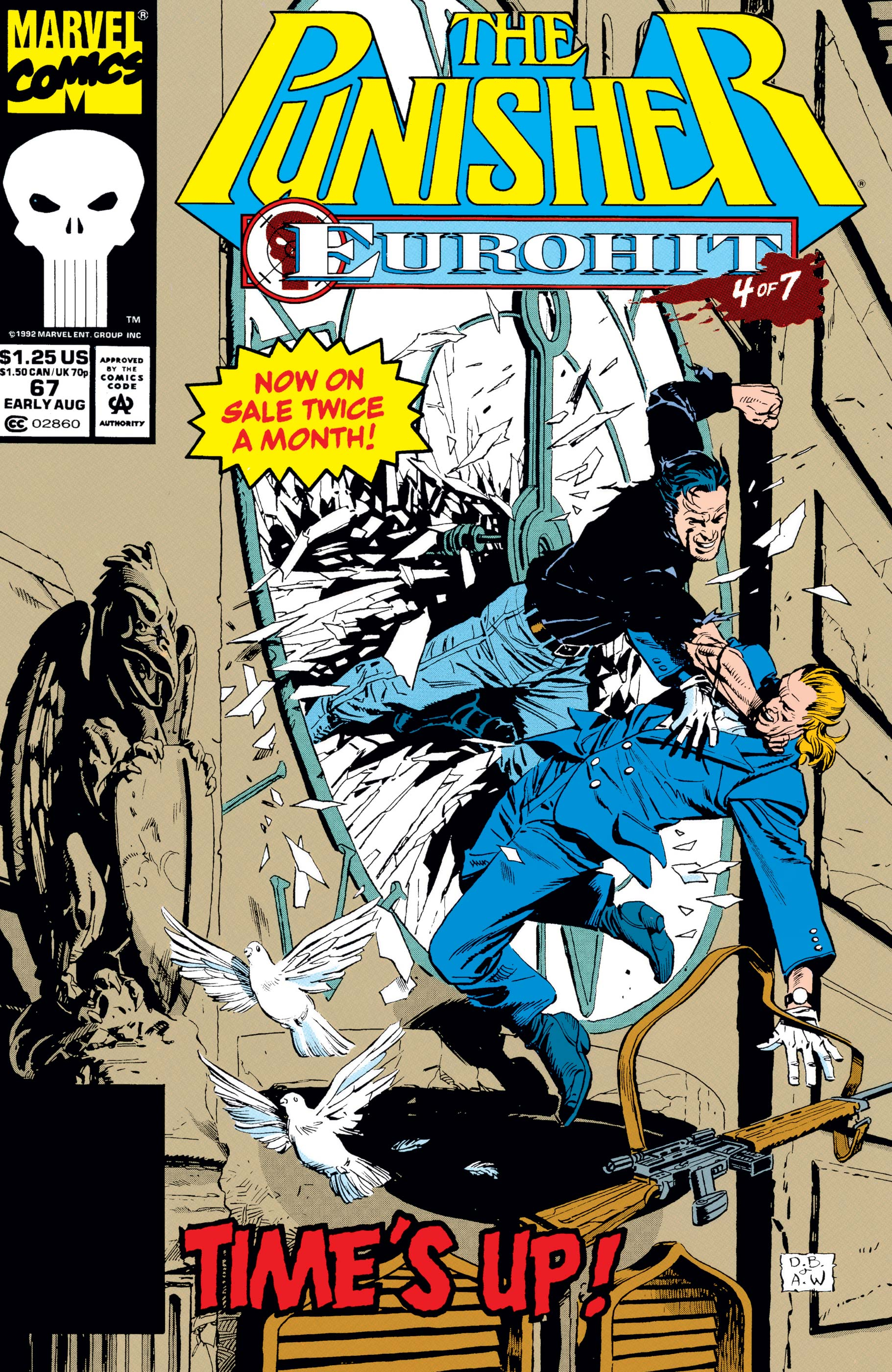 The Punisher (1987) #67