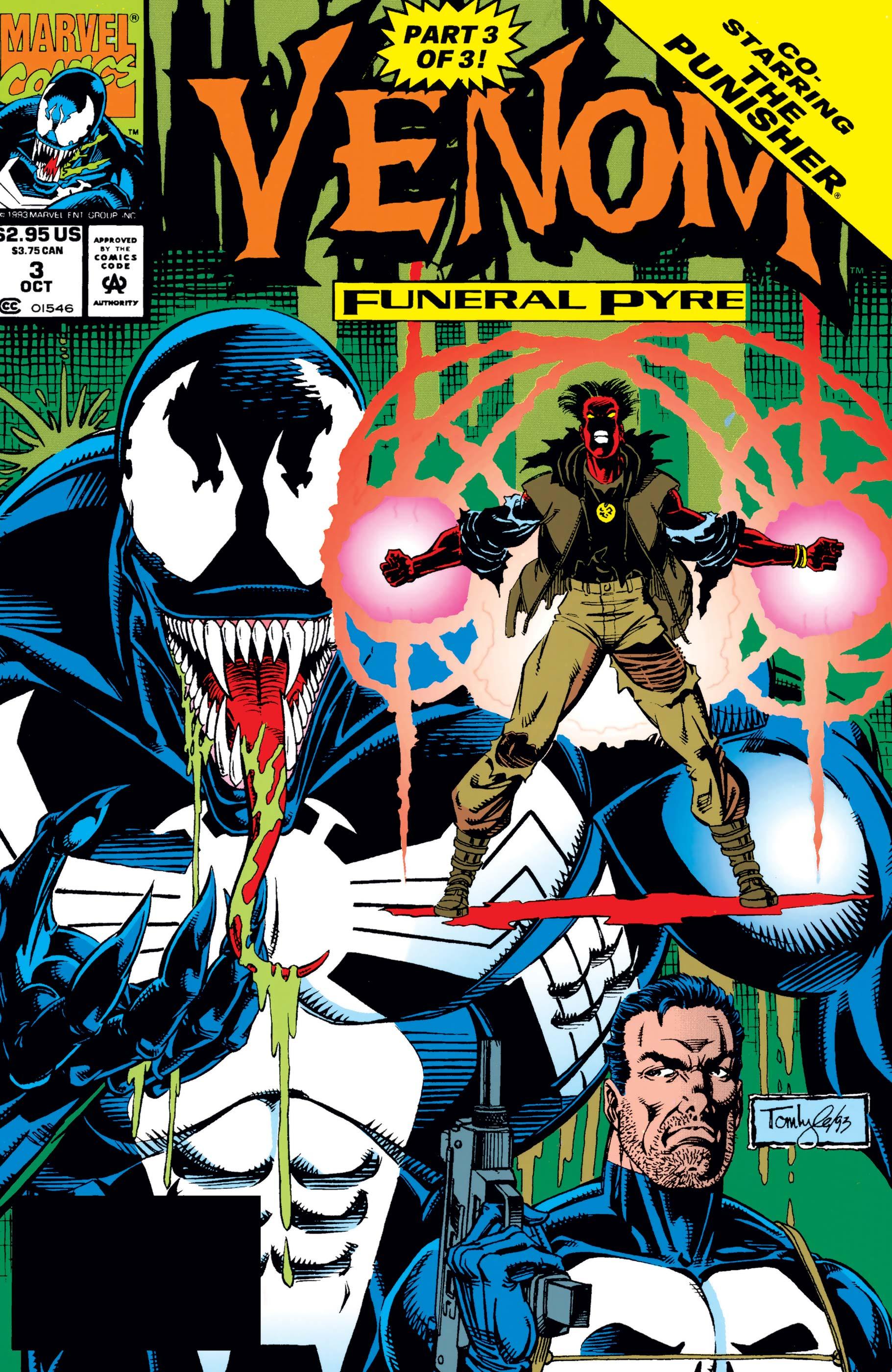 Venom: Funeral Pyre (1993) #3