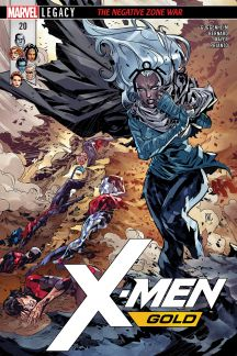 X-Men: Gold (2017) #20