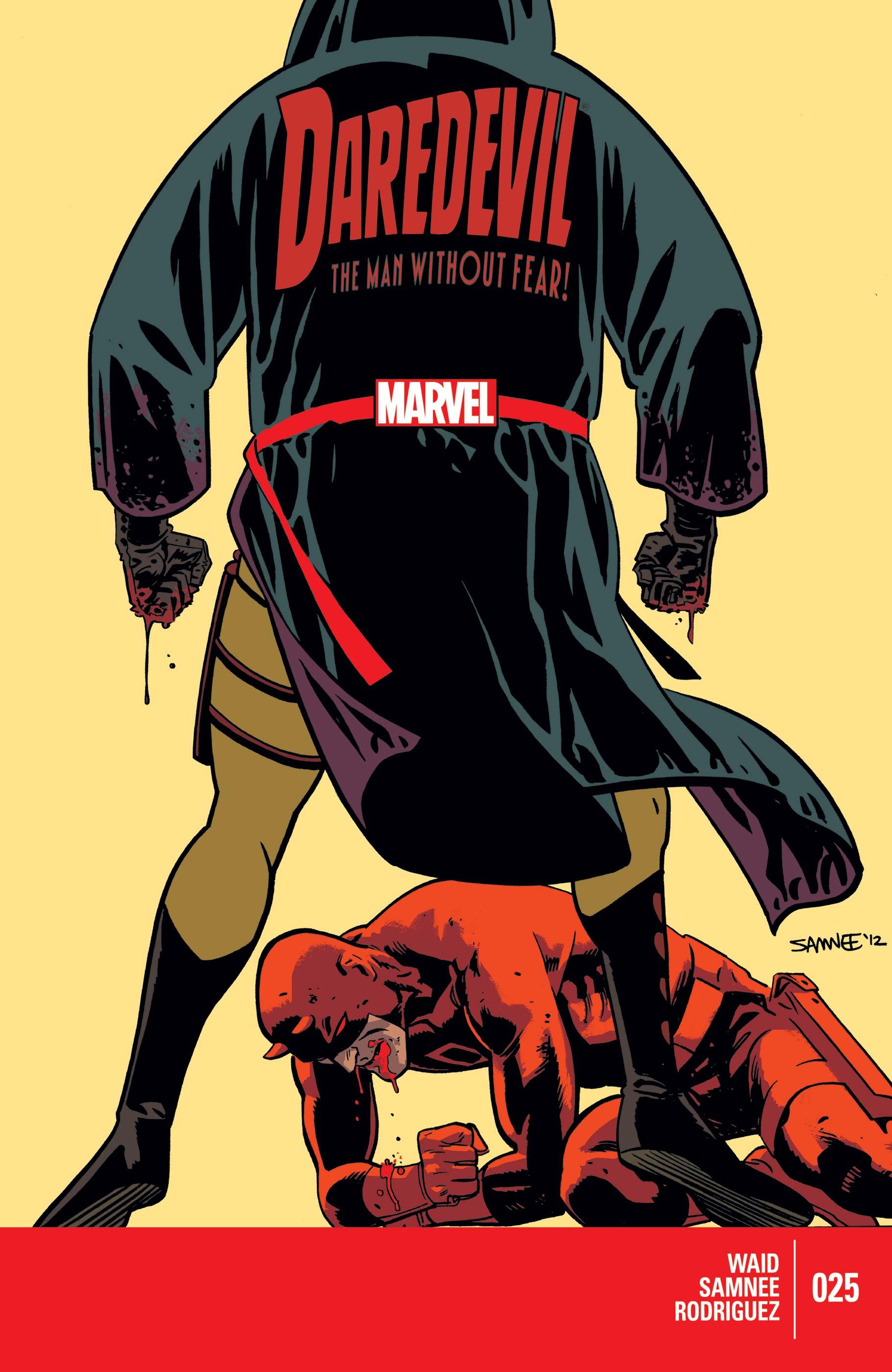 Daredevil (2011) #25
