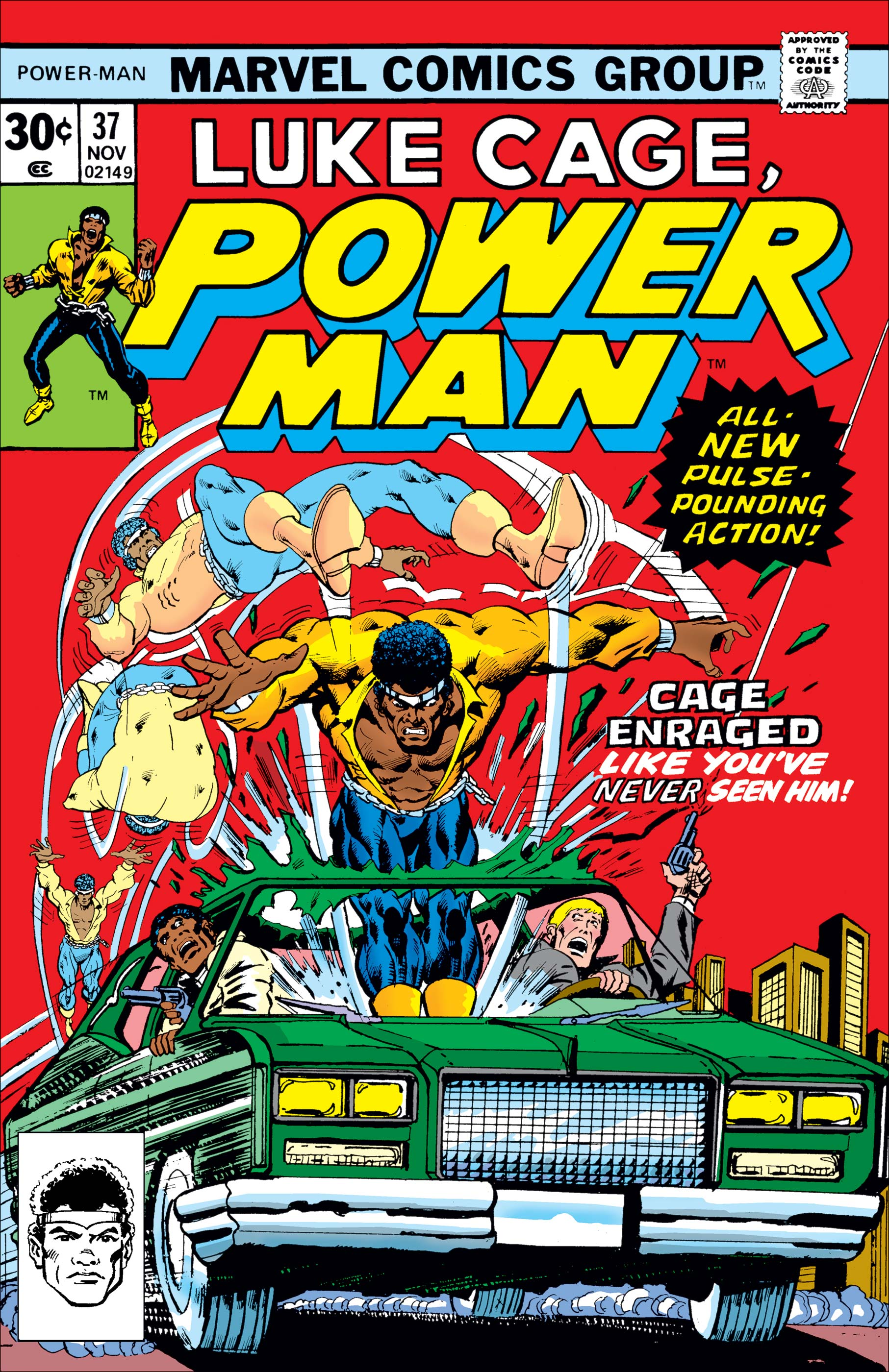 Power Man (1974) #37