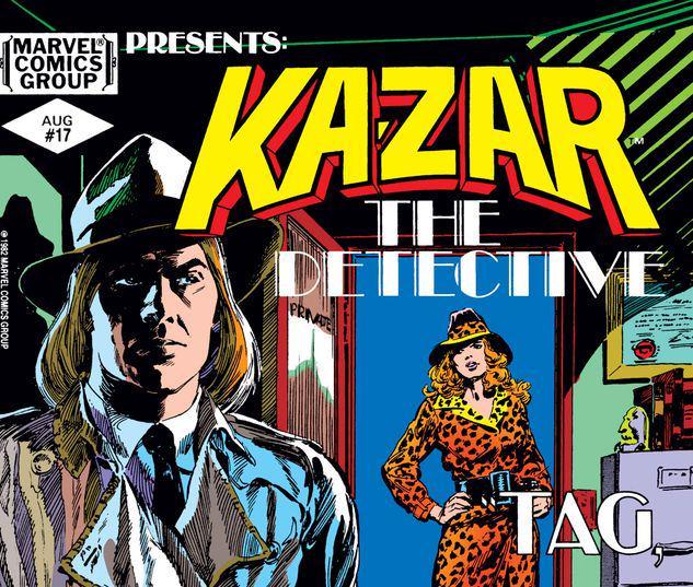 Ka-Zar the Savage #17