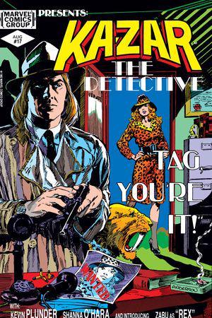 Ka-Zar (1981) #17