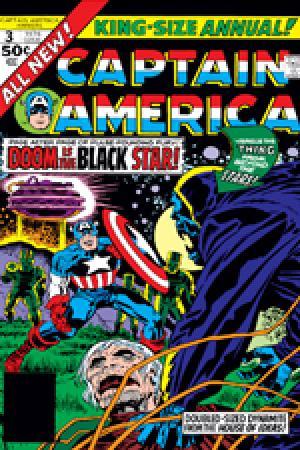 Captain America Annual (1971 - 1991)
