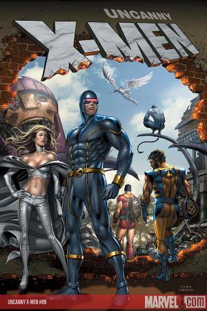 Uncanny X-Men (1963) #495