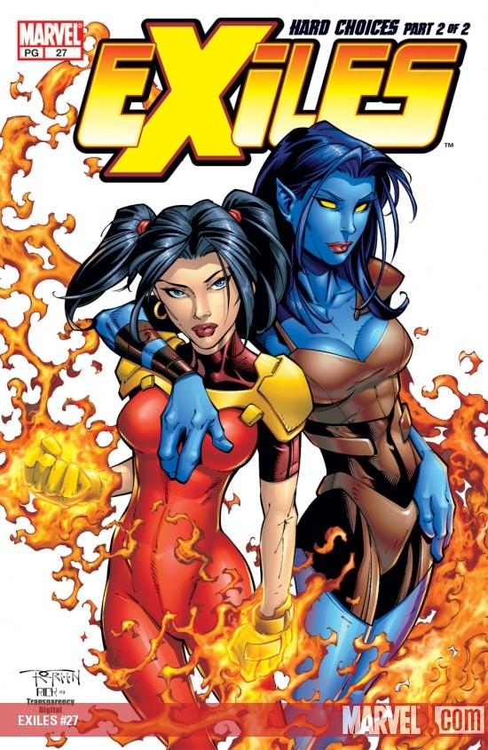 Exiles (2001) #27