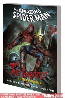 Spider-Man: Gauntlet Book 1 - Electro & Sandman (Trade Paperback)