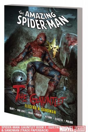 Spider-Man: Gauntlet Book 1 - Electro & Sandman (2010)