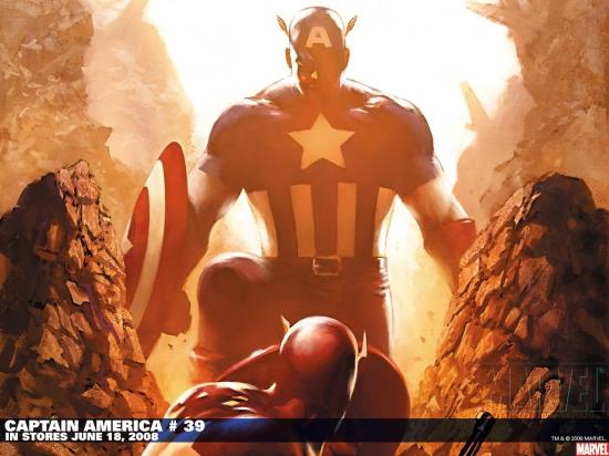 Captain America #39