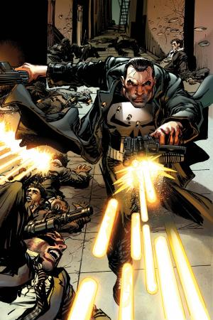 The Punisher (2011) #1 (Adams Variant)