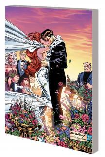 X-Men: The Wedding of Cyclops & Phoenix TPB (Trade Paperback)