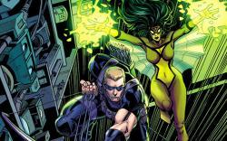 Sneak Peek: Avengers #30