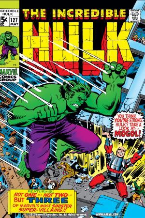 Incredible Hulk (1962) #127