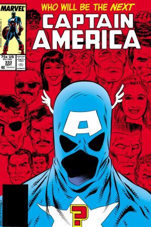 Captain America (1968) #333