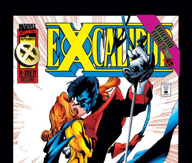 Excalibur (1988) #89 Cover