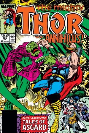 Thor (1966) #405