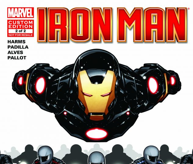 HARLEY-DAVIDSON® PRESENTS IRON MAN: ROAD FORCE RIDES AGAIN