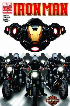 Harley Davidson Iron Man Special #1